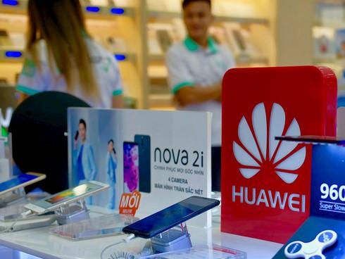 Điện thoại Huawei tại Việt Nam không