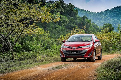 Giá xe Toyota Vios tại đại lý tiếp tục giảm mạnh - ảnh 1