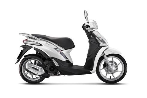Piaggio Liberty One mới giá 49 triệu đồng tham vọng cạnh tranh SH Mode - ảnh 3
