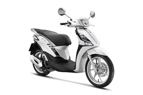 Piaggio Liberty One mới giá 49 triệu đồng tham vọng cạnh tranh SH Mode - ảnh 1