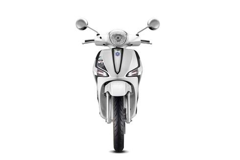 Piaggio Liberty One mới giá 49 triệu đồng tham vọng cạnh tranh SH Mode - ảnh 2