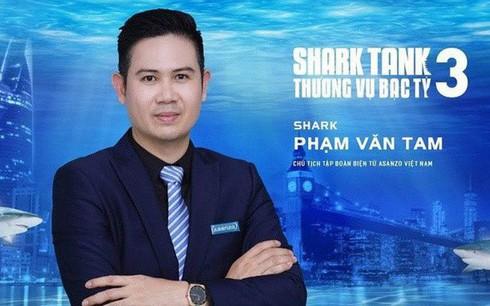 CEO Asanzo Phạm Văn Tam rời ghế Shark Tank, VTV cắt bỏ nội dung - ảnh 2