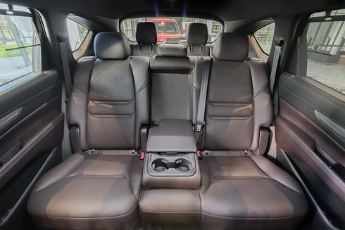 Chi tiết Mazda CX-8 vừa ra mắt thị trường Việt Nam - ảnh 5