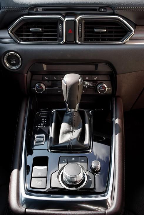 Chi tiết Mazda CX-8 vừa ra mắt thị trường Việt Nam - ảnh 6