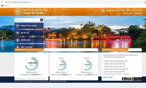 Hà Nội vận hành chính thức 41 dịch vụ công trực tuyến mức 4 lĩnh vực giáo dục từ ngày 2/7 | Từ ngày mai, học sinh THPT ở Hà Nội có thể làm thủ tục chuyển trường hoàn toàn qua mạng