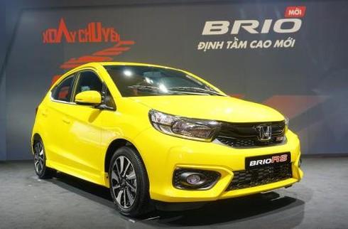 Honda Việt Nam bán gần 400 xe giá rẻ Honda Brio sau 2 tuần ra mắt - ảnh 1