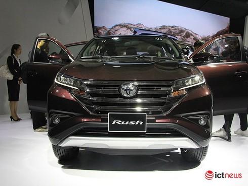 Toyota Việt Nam triệu hồi 1.592 chiếc Toyota Rush bị lỗi - ảnh 1