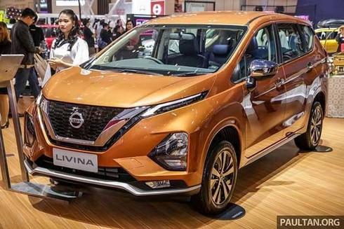 Nissan Livina sắp về Việt Nam, Mitsubishi Xpander có thêm đối thủ mới? - ảnh 1