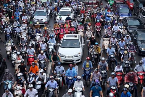 Người Việt đang giảm mua xe máy - ảnh 1