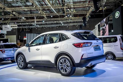 Ford tại Triển lãm ô tô Việt Nam 2019: Ford Escape 2020 lắp ráp tại Việt Nam, chính thức bán vào năm sau - ảnh 2
