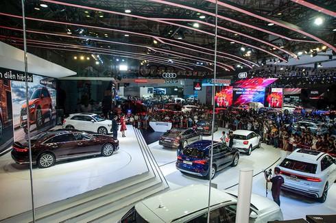 Audi ra mắt đồng loạt ra mắt 6 xe mới khuấy động thị trường xe sang cuối năm - ảnh 1