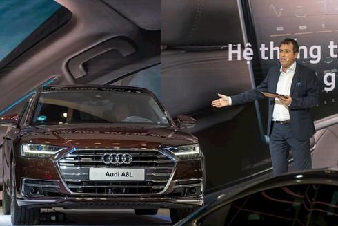 Audi ra mắt đồng loạt ra mắt 6 xe mới khuấy động thị trường xe sang cuối năm - ảnh 3