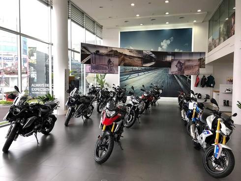 Thaco giảm giá đồng loạt nhiều xe phân khối lớn BMW Motorrad - ảnh 1