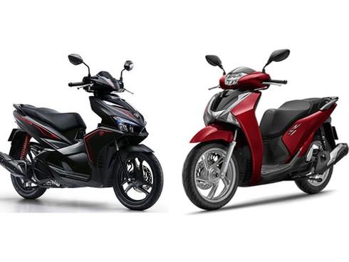 Honda Air Blade 150 hay Honda SH 2020 sẽ ra mắt thị trường Việt Nam? - ảnh 1