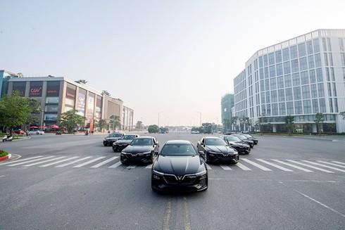 Ô tô VinFast là phương tiện di chuyển chính thức tại hội nghị ASEAN 2020 - ảnh 2