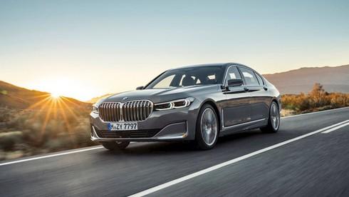 BMW Series 7 mới sẽ về Việt Nam vào cuối tháng 11 - ảnh 1