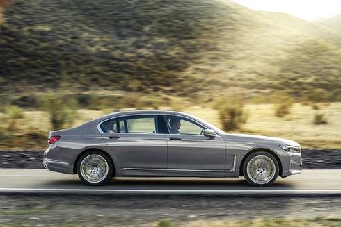 BMW Series 7 mới sẽ về Việt Nam vào cuối tháng 11 - ảnh 2