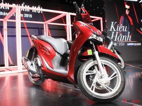 Honda SH 150i 2020 chính thức mở bán vào tuần sau - ảnh 1