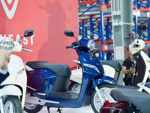 VinFast Klara S chính thức ra mắt, có thể di chuyển 120km - ảnh 1