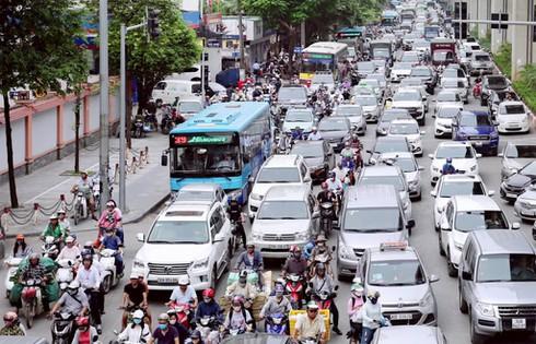 Bộ Tài chính lên tiếng việc Công an giữ lại 70% tiền xử phạt vi phạm giao thông - ảnh 1