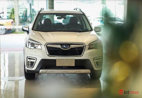 Subaru Forester 2019 giảm giá mạnh, cạnh tranh Honda CR-V và Mazda CX-5 - ảnh 1