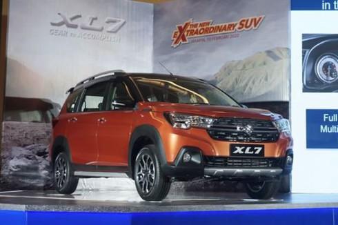 Suzuki XL7 giá rẻ sắp về Việt Nam - ảnh 1