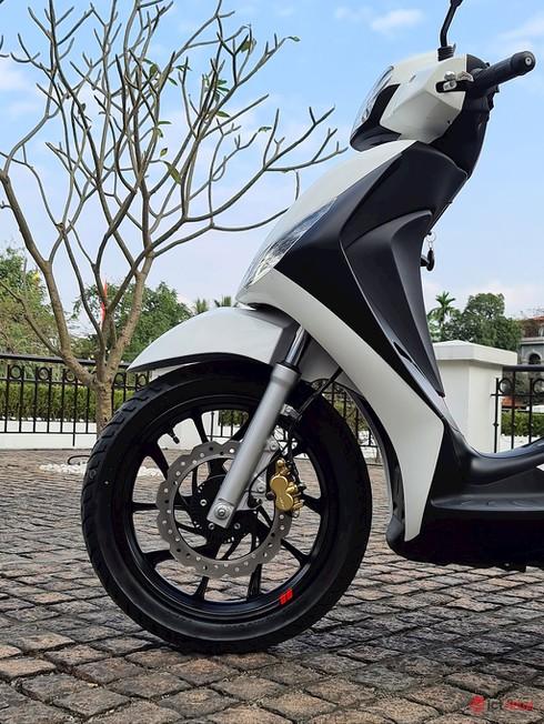 Piaggio Medley 2020 có gì để so kè Honda SH? - ảnh 4