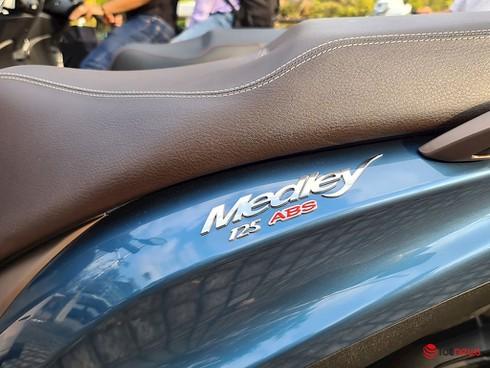 Piaggio Medley 2020 có gì để so kè Honda SH? - ảnh 5