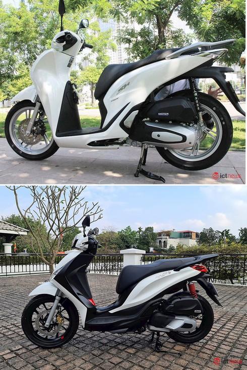 Piaggio Medley 2020 có gì để so kè Honda SH? - ảnh 2