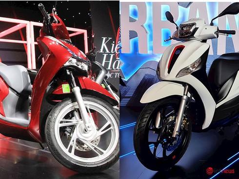 Piaggio Medley 2020 có gì để so kè Honda SH? - ảnh 1