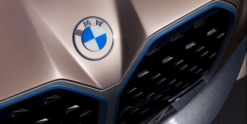 BMW công bố logo mới - ảnh 2