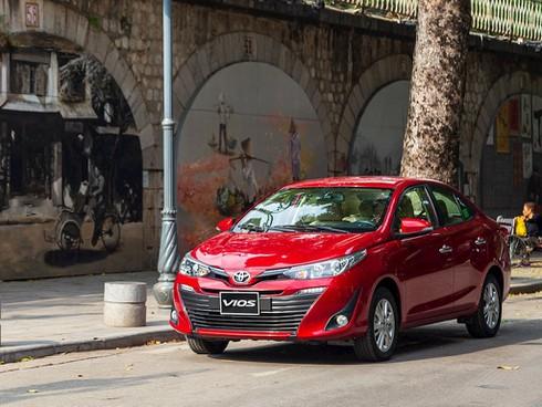 Giá xe Toyota Vios tại đại lý tháng 3/2020 - ảnh 1