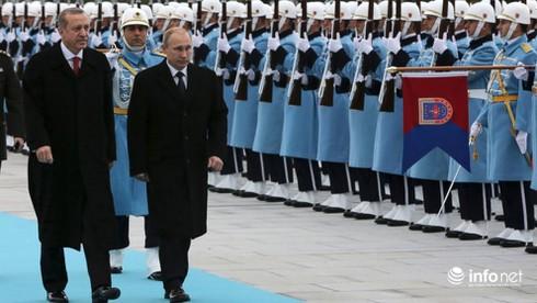 """Thổ Nhĩ Kỳ muốn Gazprom đổi tên """"Dòng chảy phương Nam"""" - ảnh 2"""