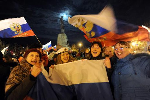 Crimea sẽ trở về với Liên bang Nga như thế nào? - ảnh 1