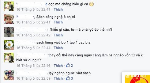 Giáo viên phản ứng với đoạn văn dạy trẻ lớp 1 trong sách Tiếng Việt - ảnh 5
