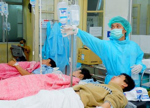 Xuất hiện ổ tiêu chảy cấp đầu tiên trong năm, một bé tử vong - ảnh 1