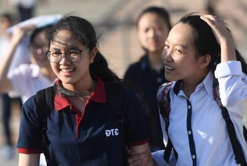 Ngày 21/6, Hà Nội công bố điểm thi vào lớp 10 - ảnh 1
