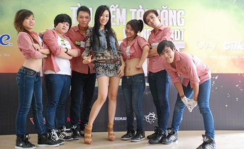 Got Talent làm `nóng` TP. Hồ Chí Minh