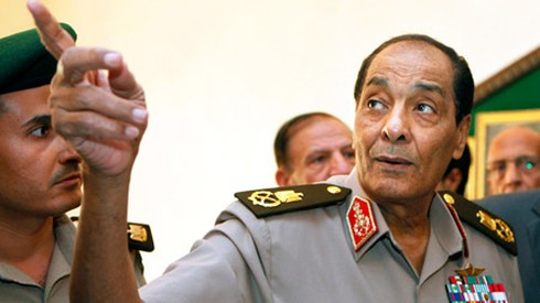 Chính phủ Ai Cập từ chức