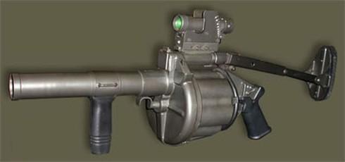 Việt Nam chế tạo súng phóng lựu tự động 40mm