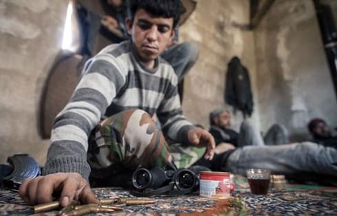 Cuộc chiến ở Syria qua lời kể của một binh sĩ đào ngũ