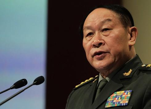 Bộ trưởng quốc phòng Trung Quốc sẽ thảo luận gì với Mỹ về Biển Đông?