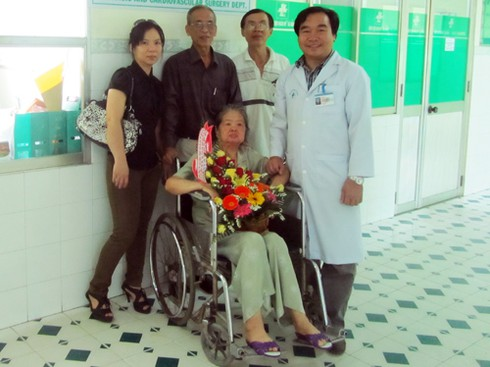 Cứu sống bệnh nhân vỡ động mạch chủ hiếm gặp
