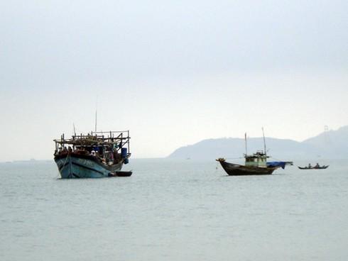 Đã có thông tin về tàu cá ở Quảng Bình bị mất liên lạc