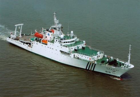 Các lực lượng 'khuấy đục' Biển Đông của TQ: Ngư chính và Hải giám (kỳ2)