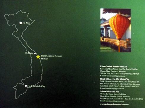 Khu du lịch 5 sao `quên` Hoàng Sa, Trường Sa?