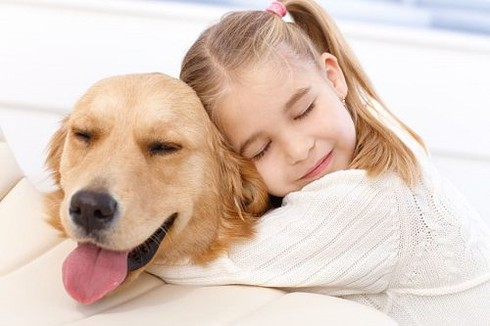 Nuôi thú cưng giúp trẻ học kỹ năng sống - ảnh 2