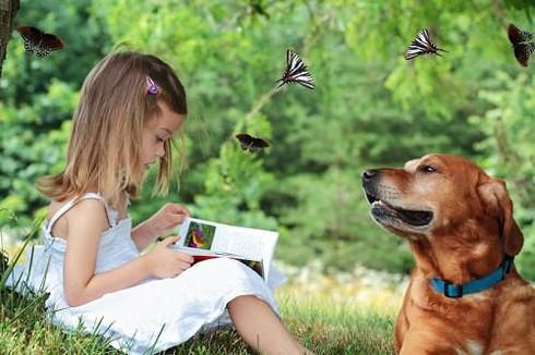 Nuôi thú cưng giúp trẻ học kỹ năng sống - ảnh 3