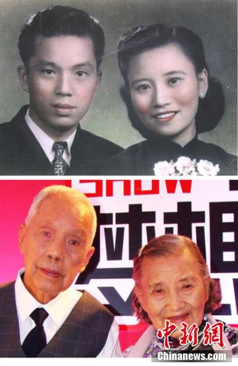Cảm động đôi vợ chồng già chụp lại ảnh cưới sau 70 năm ở cùng địa điểm - ảnh 6