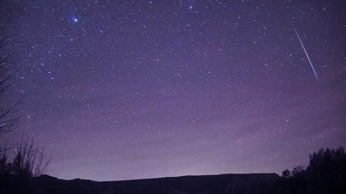 Mưa sao băng Geminids rực rỡ nhất năm 2015 diễn ra ngày 13-15/12 - ảnh 1